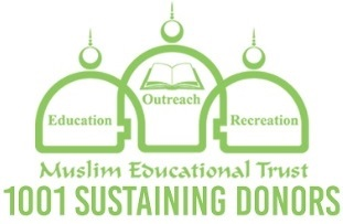 1001 Sustaining Donors logo